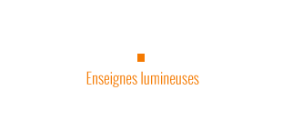 Conception et installation - Enseignes lumineuses  - rollover